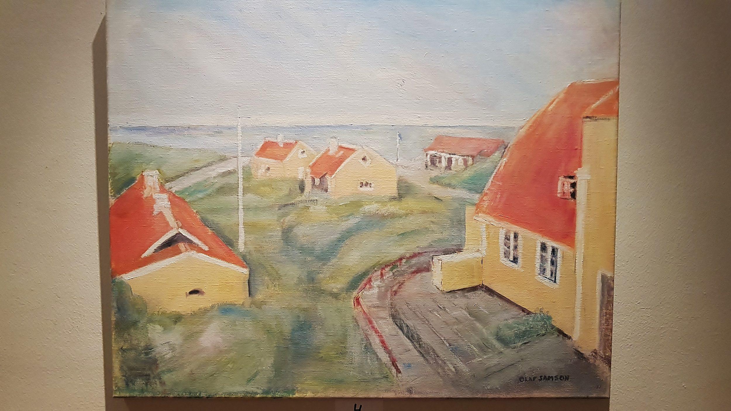 Olaf Samson: Skagen Foto: IDM