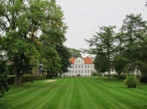 Schæffergårdens Have
