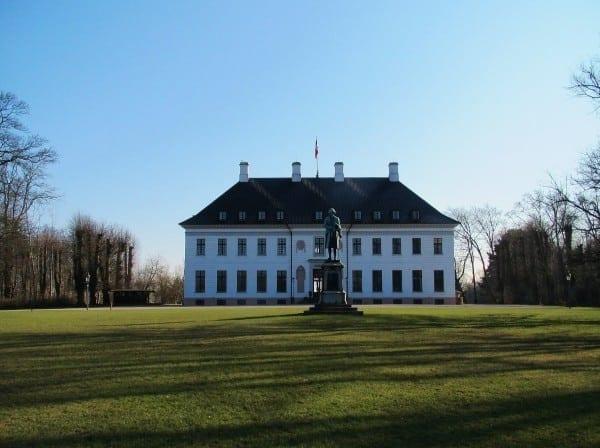 Svampe og vildtaften på Bernstorff Slot