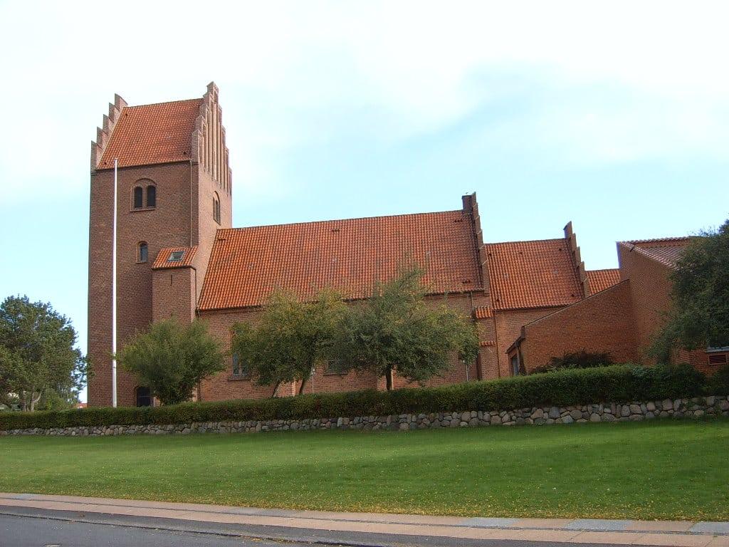 Jægersborg Kirke skal males
