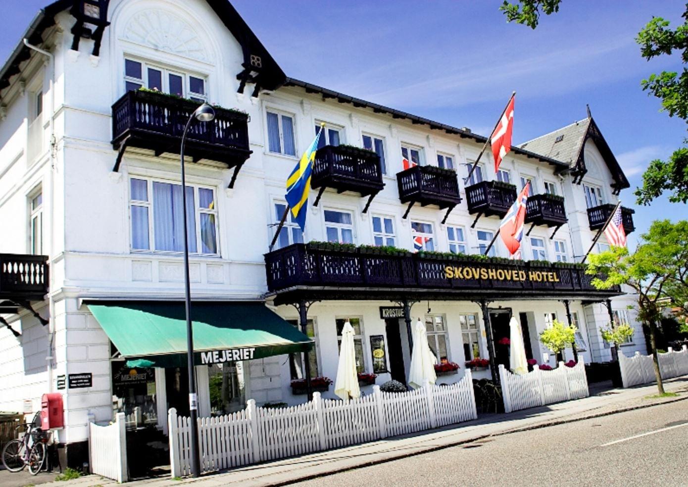 Efterårsprogram på Skovshoved Hotel