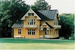 Svenske villa