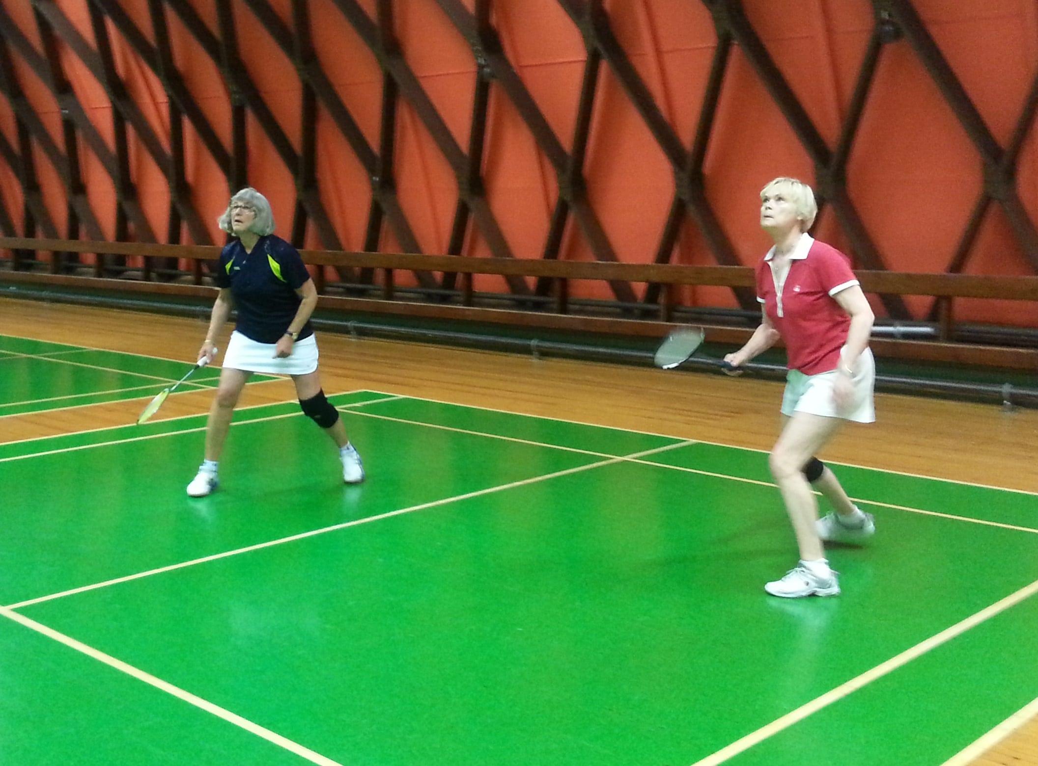 Gentofte Motionist Badmintonklub har åbent for nye medlemmer