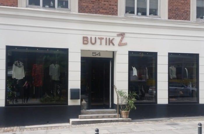Butik Z har fået vokseværk