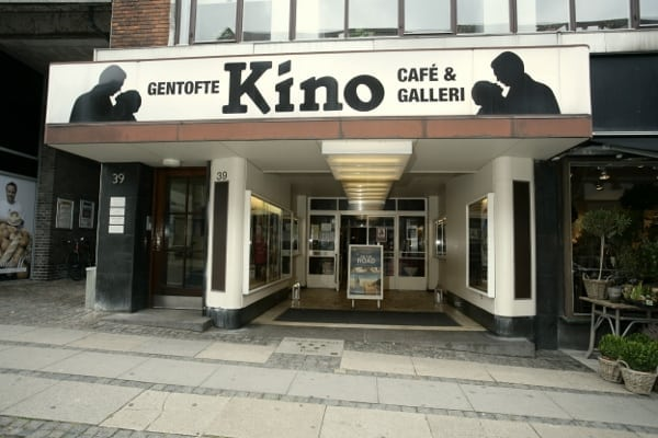 Gentofte Kino viser! | Dit Gentofte