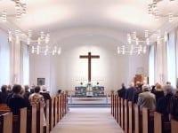 Kirkehandlinger Februar 2016
