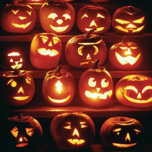 Endelig fredag: Halloween
