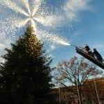Julen tændes i Gentofte