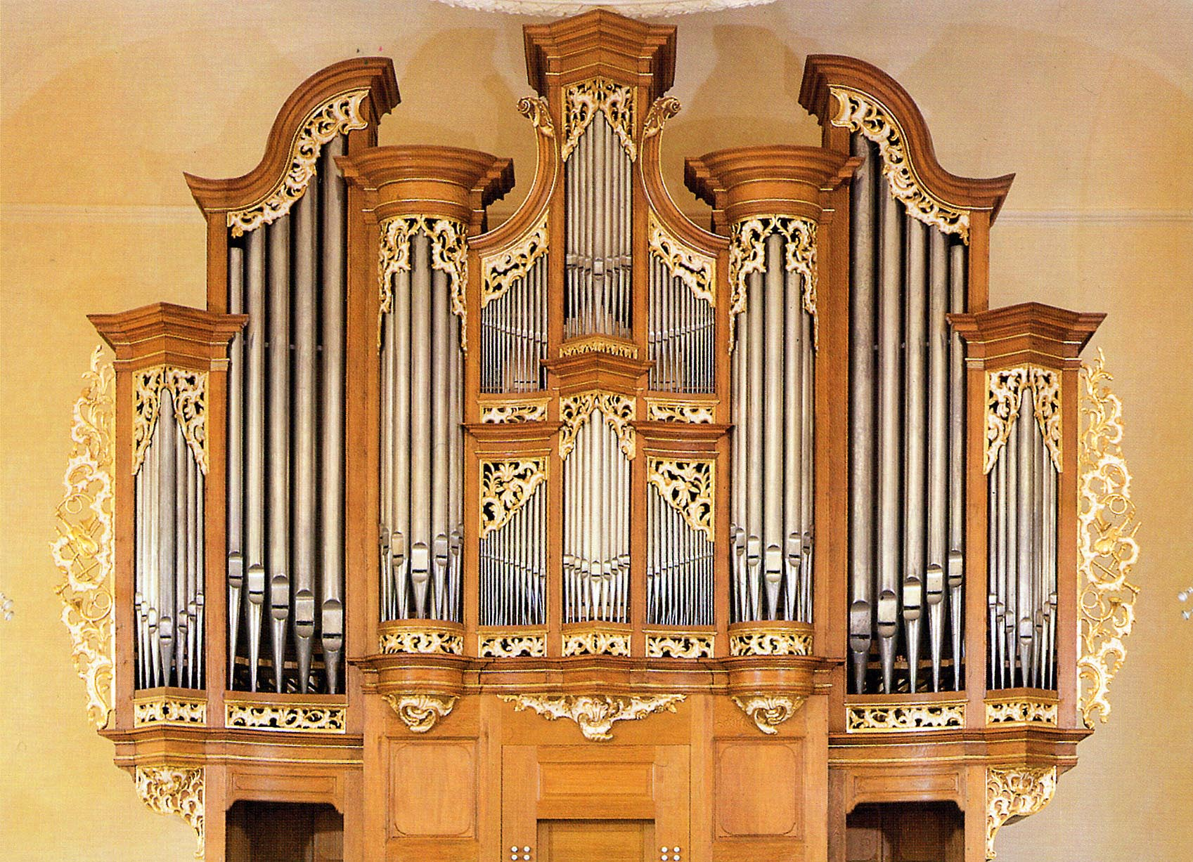 Miniorgelkoncert med julens orgelmusik