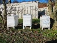 Insekthotel i Bernstorffsparken