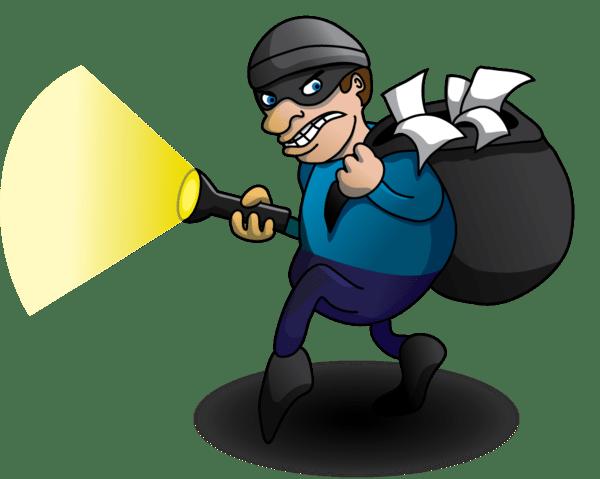 Gentofte Kommune har næstflest indbrud
