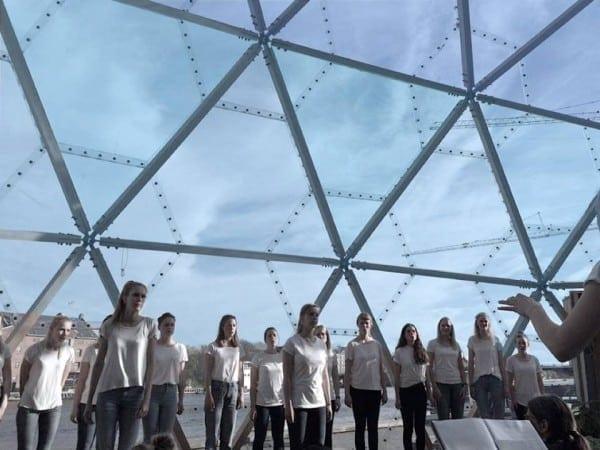 Nordiske Rødder - Koncert med Vocal Frostbite