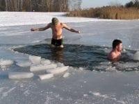 Foto: Vinterbadning