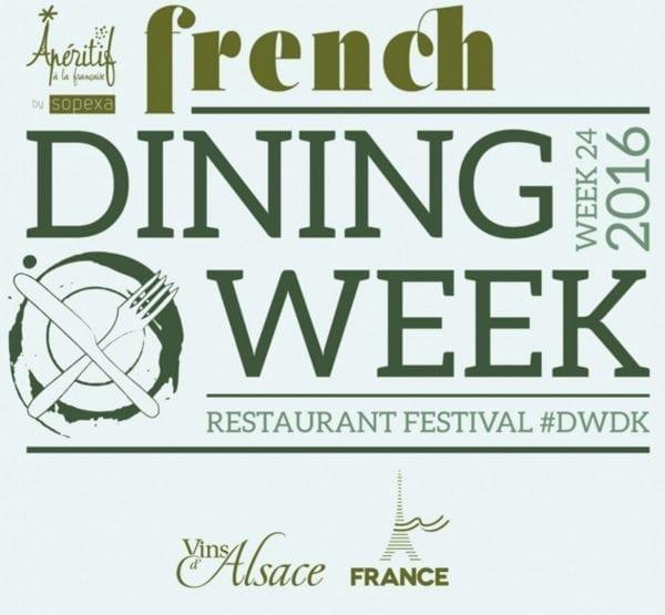 Restaurant No. 40 deltager i dette års Apéritif á la française