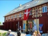 Grundlovsmøde 2016 - velkomst ved Hans Toft