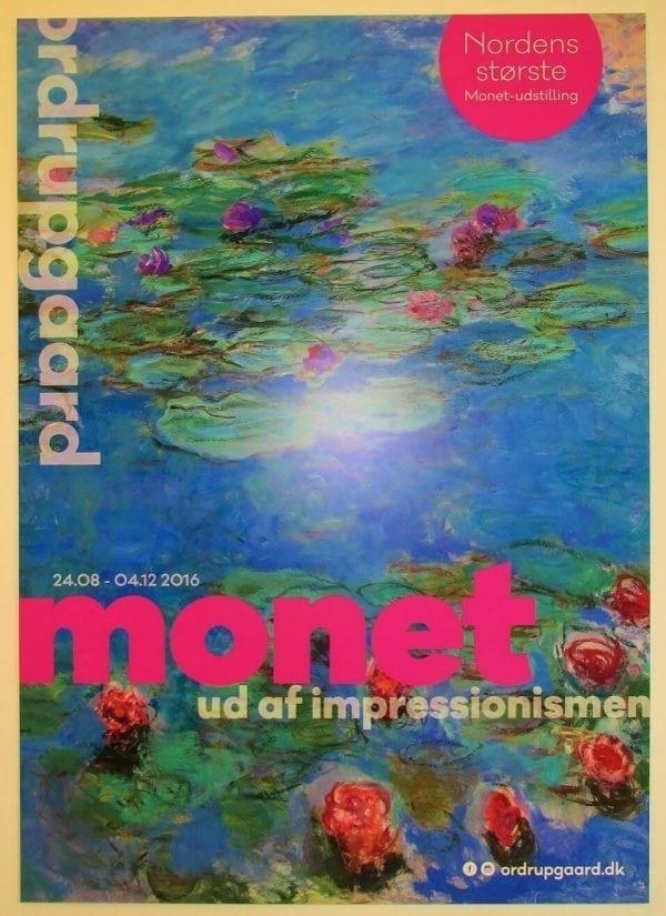 Ordrupgaards nye udstilling: Monet ud af impressionismen
