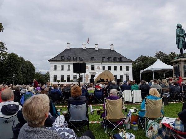 Video fra Opera i det fri