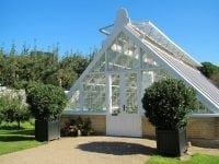 Drivhuset i gartneriet