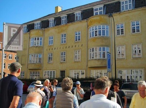 På tur med Lokalhistorisk Forening i Gentofte