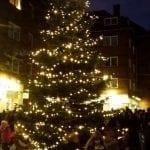 Julemanden måtte have hjælp fra Borgmesteren
