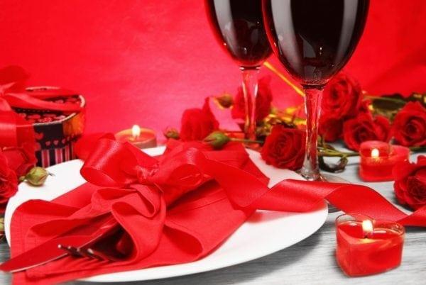 Valentines på Skovshoved Hotel