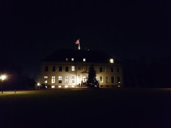 Årets julemarked på Bernstorff Slot