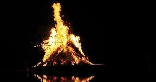 Forbud mod afbrænding af Sct. Hans bål i Gentofte