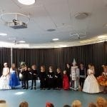Børneteater opfører Dronning Margrethe