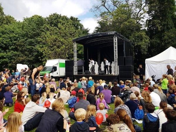 Gentofte Kultur og Festdage- en byfest for alle