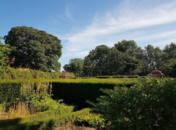 Besøg Brandts Have i Vordingborg