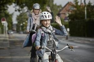Trafik på cykel