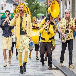 Danmarks Internationale Gadeteaterfestival kommer til Gentofte