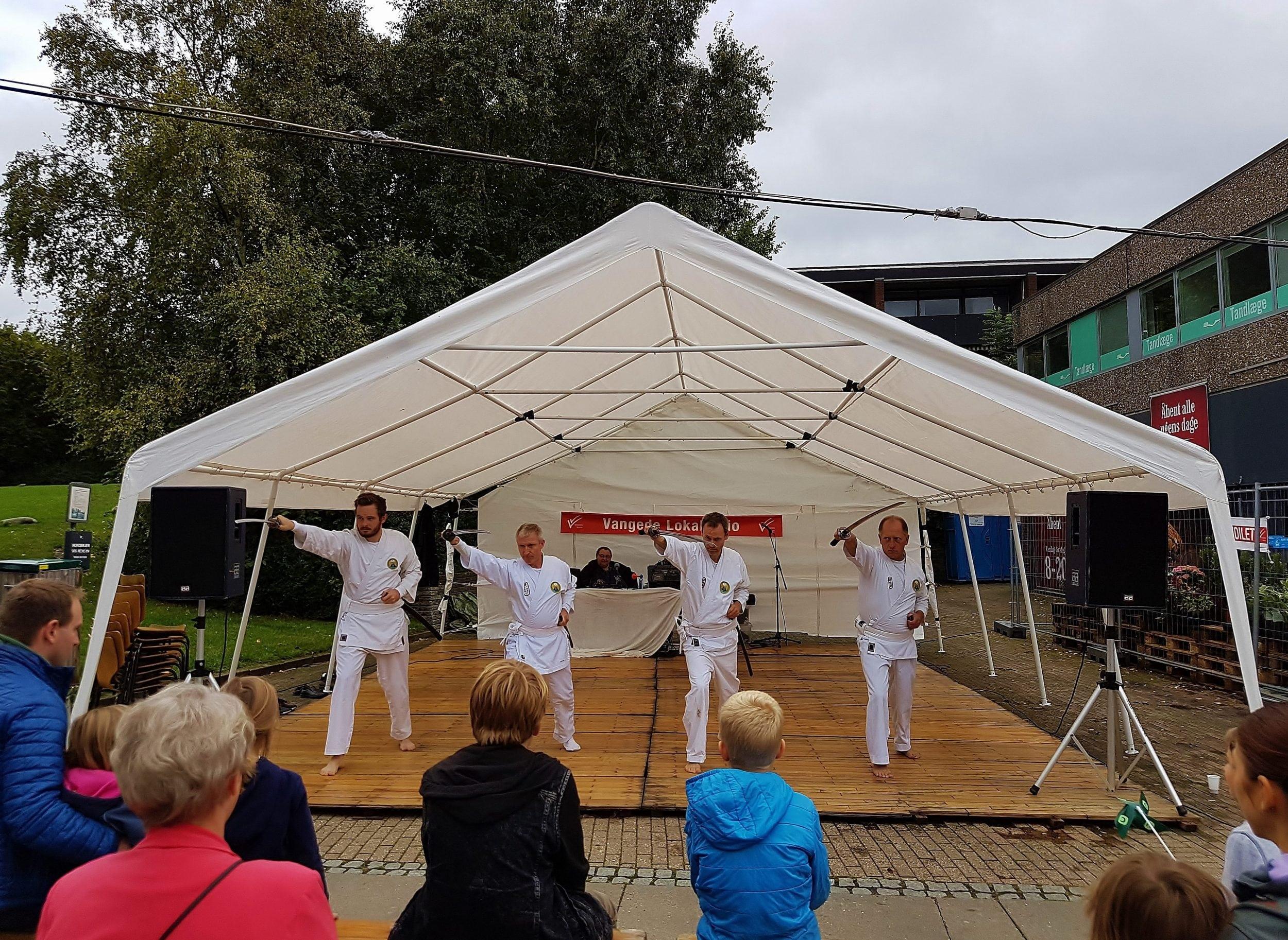 Deltag i Vangede Festival & Foreningernes Dag i Gentofte 2019