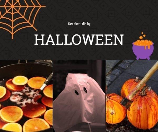 Halloween i Lunden