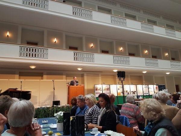 Borgmester Hans Toft har snart 25 års jubilæum.