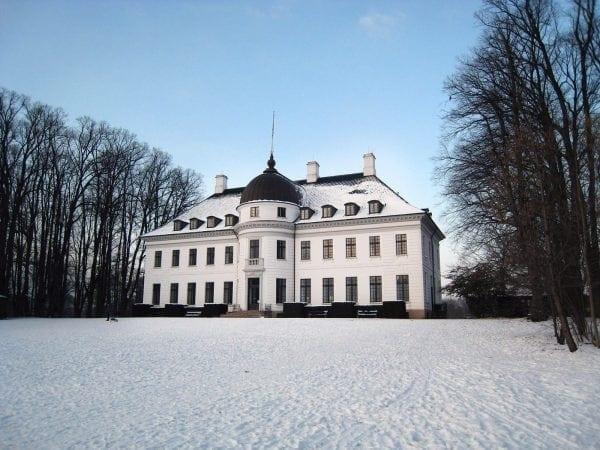 Sølvudstilling og julestue med Chaya på Bernstorff Slot