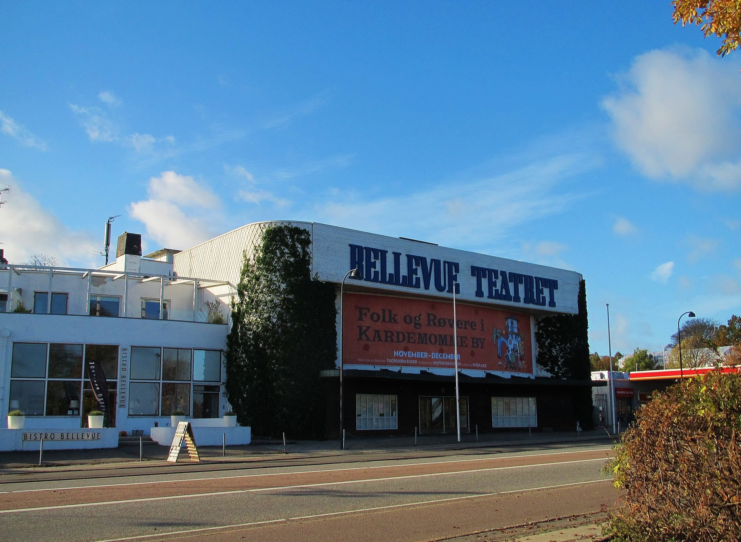 Bellevue Teateret får ny direktør | Dit Gentofte