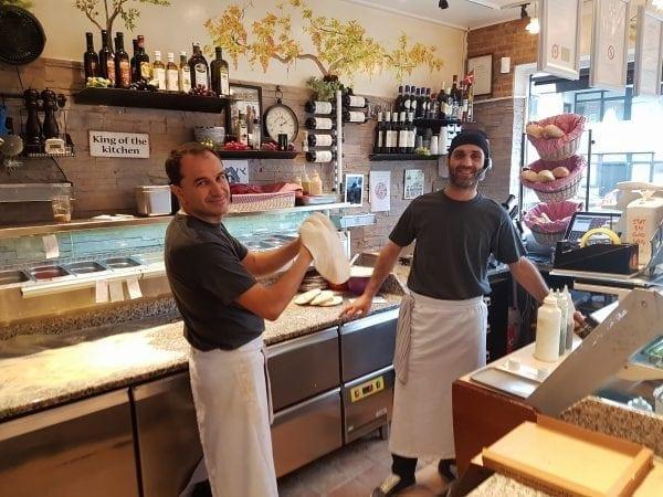 """Køb din """"Feinsmecker-Pizza hos Costa Smeralda"""
