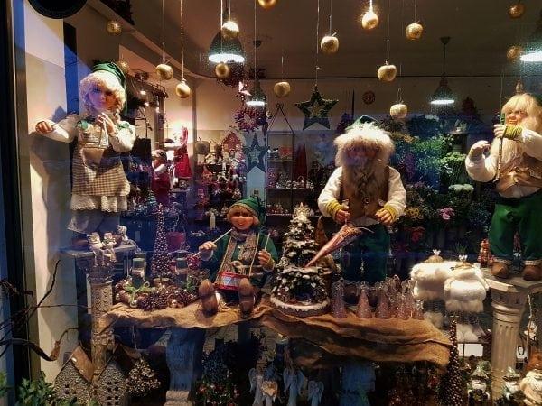 Jul i Blomsterbutikken