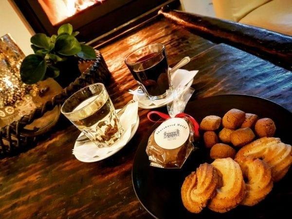Julebag og Gløgg på Skovshoved Hotel