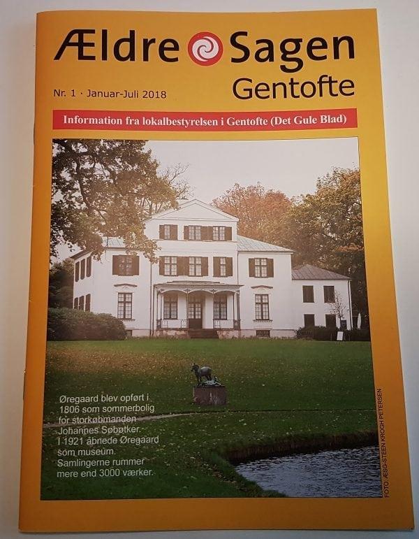 Det gule Blad fra Ældresagen i Gentofte er udkommet