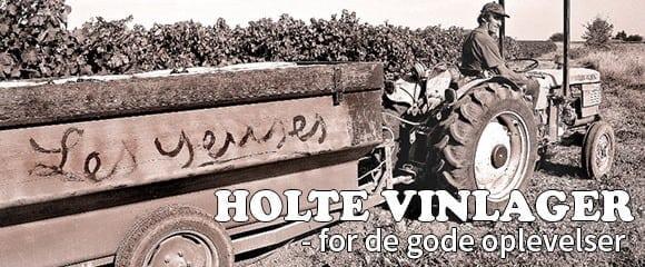 Holte Vinlager sætter fokus på Sydfrankrig.