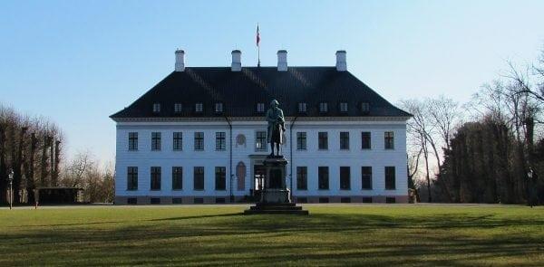 Skattejagt og omvisning på slottet