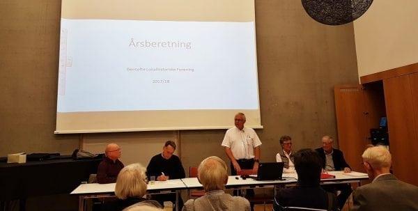 Generalforsamling i Lokalhistorisk Forening