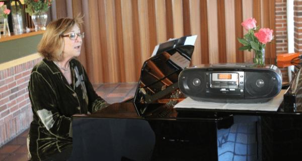 45 års jubilæum i Gentofte Kulturforening