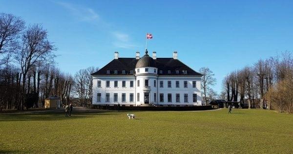 Foråret fejres på Bernstorff Slot