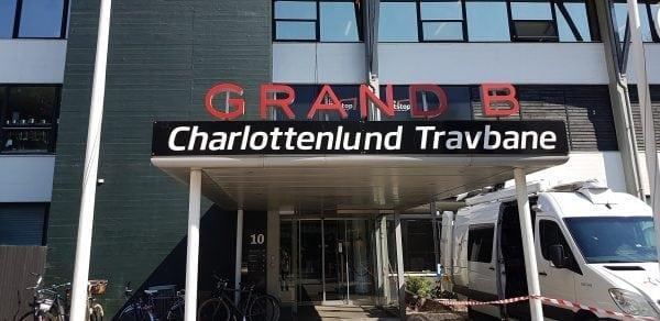Charlottenlund Classic Motor Meeting på Travbanen