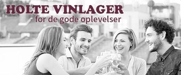 Holte Vinlager tilbyder 2 dejlige vine fra Spanien.