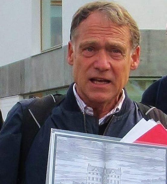 Niels Ulrik Kampmann Hansen får årets initiativpris