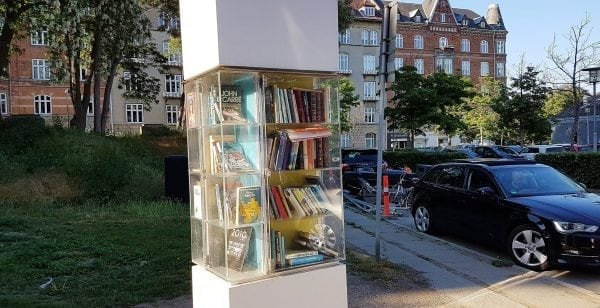 Bogbørsen i Gentofte